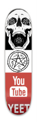 devils bord Park Skateboard 8 x 31.775