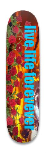 roam free Park Skateboard 8.25 x 32.463