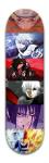 anime patrons Banger Park Skateboard 8.5 x 32 1/8