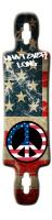 amerika Gnarliest 40 2015 Complete Longboard