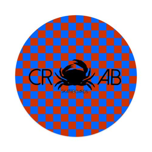 Sticker 4 x 4 Circle