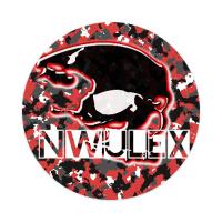 s Sticker 4 x 4 Circle