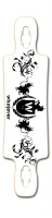 fancy board Gnarlier 38 Skateboard Deck v2