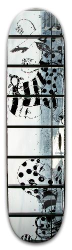 Cosmic Tower Park Skateboard 8 x 31.775