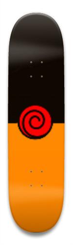 Uzumaki clan symbol Park Skateboard 8.5 x 32.463