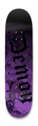 h.Demon Park Skateboard 8.25 x 32.463