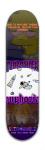 skate666 Banger Park Skateboard 8 x 31 3/4