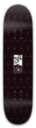 Shinobu Kocho Park Skateboard 8 x 31.775