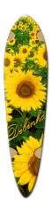 Debinha Dart Skateboard Deck v2
