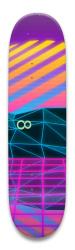 skate board Park Skateboard 8.5 x 32.463