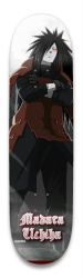 Madara Uchiha Finished Park Skateboard 8.5 x 32.463