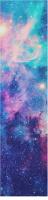 Bestest galaxy Custom longboard griptape