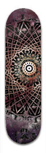 Gravity Banger Park Skateboard 8.5 x 32 1/8