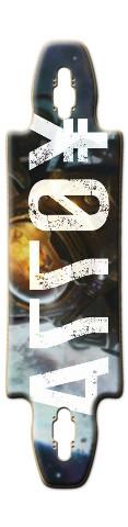 Gnarlier 38 Complete Longboard