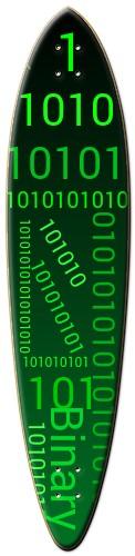 Binary board Classic Dart
