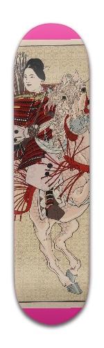 To Battle Banger Park Skateboard 8 x 31 3/4