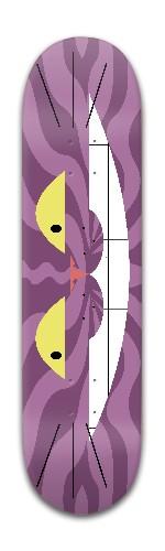 Shelly Skateboard Banger Park Skateboard 8 x 31 3/4