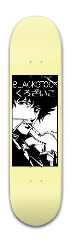 Blackstock Vol. 1 Yelspik Banger Park Skateboard 8 x 31 3/4