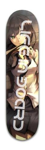 LiFe IN board Banger Park Skateboard 8 x 31 3/4