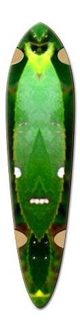 The Leaf Dart Skateboard Deck v2