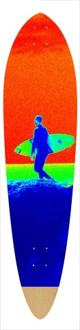 Wave Rider Classic Pintail 10.25 x 42