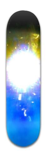 Light Bringer Banger Park Skateboard 8 x 31 3/4