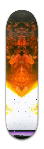 Book of light Banger Park Skateboard 8 x 31 3/4