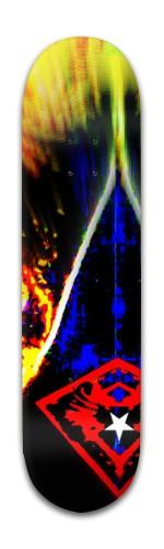 American Mutant Banger Park Skateboard 8 x 31 3/4