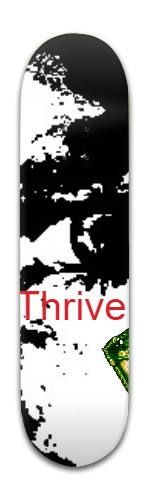 Thrive Banger Park Skateboard 8 x 31 3/4