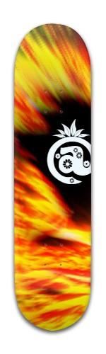 """""""Kryptic"""" Banger Park Skateboard 8 x 31 3/4"""