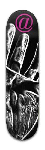 Finger Tips Banger Park Skateboard 8 x 31 3/4