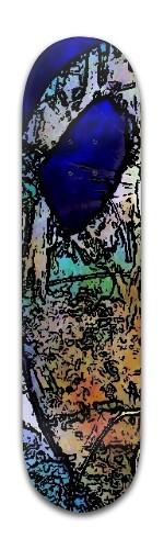 """""""Lapis"""" Banger Park Skateboard 8 x 31 3/4"""