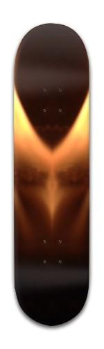"""""""The Sleeper"""" Banger Park Skateboard 8 x 31 3/4"""