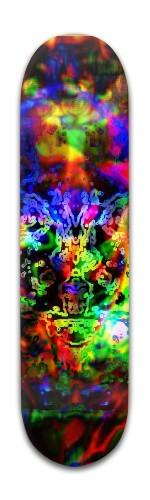 """""""Whispered Dream"""" Banger Park Skateboard 8 x 31 3/4"""