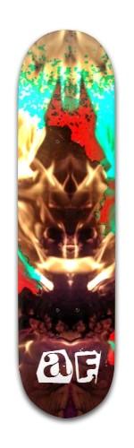 """""""Raging King"""" Banger Park Skateboard 8 x 31 3/4"""
