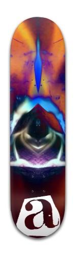 """""""Ascension"""" Banger Park Skateboard 8 x 31 3/4"""