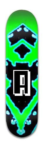 """Super Cube A"" Banger Park Skateboard 8 x 31 3/4"