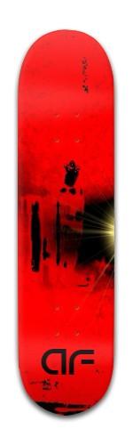 """""""AF Spark"""" Banger Park Skateboard 8 x 31 3/4"""
