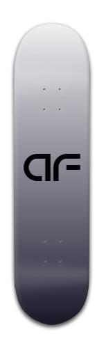 """""""AF chrome"""" Banger Park Skateboard 8 x 31 3/4"""
