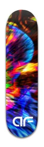 """""""AF Genie"""" Banger Park Skateboard 8 x 31 3/4"""