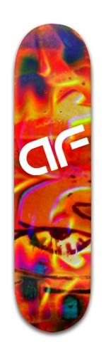 """""""AF Eye"""" Banger Park Skateboard 8 x 31 3/4"""
