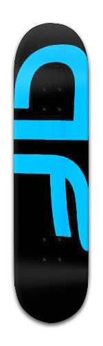 """""""AF T"""" Banger Park Skateboard 8 x 31 3/4"""
