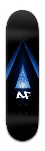 """""""af pyramid"""" Banger Park Skateboard 8 x 31 3/4"""