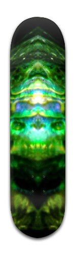 """Abalone Guardian"" Banger Park Skateboard 8 x 31 3/4"