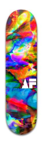 """""""af EnerGee"""" Banger Park Skateboard 8 x 31 3/4"""