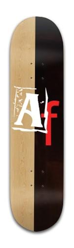 """""""af Jester"""" Banger Park Skateboard 8 x 31 3/4"""