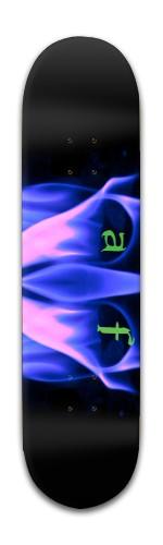 """""""af Mutant"""" Banger Park Skateboard 8 x 31 3/4"""
