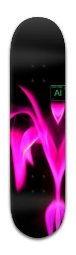 """AI"" Banger Park Skateboard 8 x 31 3/4"