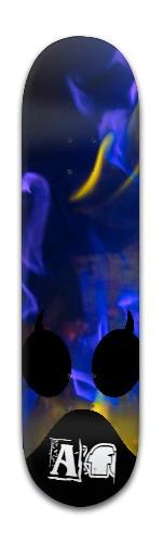 """""""af claw"""" Banger Park Skateboard 8 x 31 3/4"""
