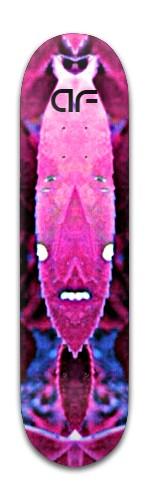"""""""af Freak Leaf"""" Banger Park Skateboard 8 x 31 3/4"""